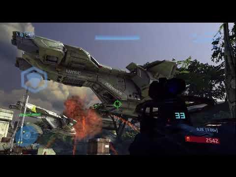 Halo 3 XLink Kai Co-op - Sierra 117