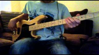 [throwback] Incognito - Talkin' Loud Bass Cover