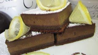 Рецепт - Умное пирожное ( Magic Cake )