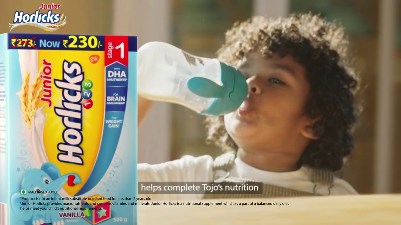 Save Rs 43 With Junior Horlicks Youtube