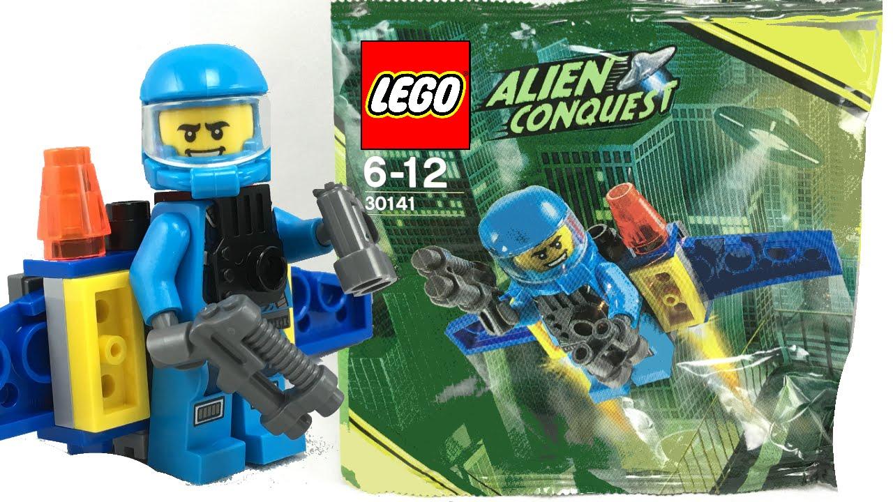 LEGO Alien Invasion! Galaxy Squad MOC (EPIC Ending) - YouTube |Lego Alien Invasion