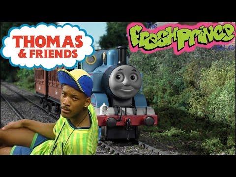 Thomas the Tank Engine™: The Fresh Prince of Bel-Air (Remix) (V3)