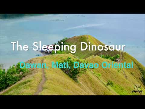 The Sleeping Dinosaur Island