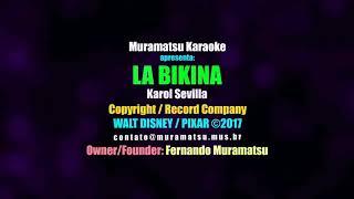 """La Bikina-(karaoke versión)-Karol Sevilla (Luis Migel)-Inspirado en """"coco"""""""