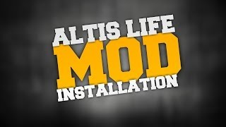 Arma 3 - Altis Life Mod Installation/Download - Wie installiere ich Altis Life? [Deutsch/German]