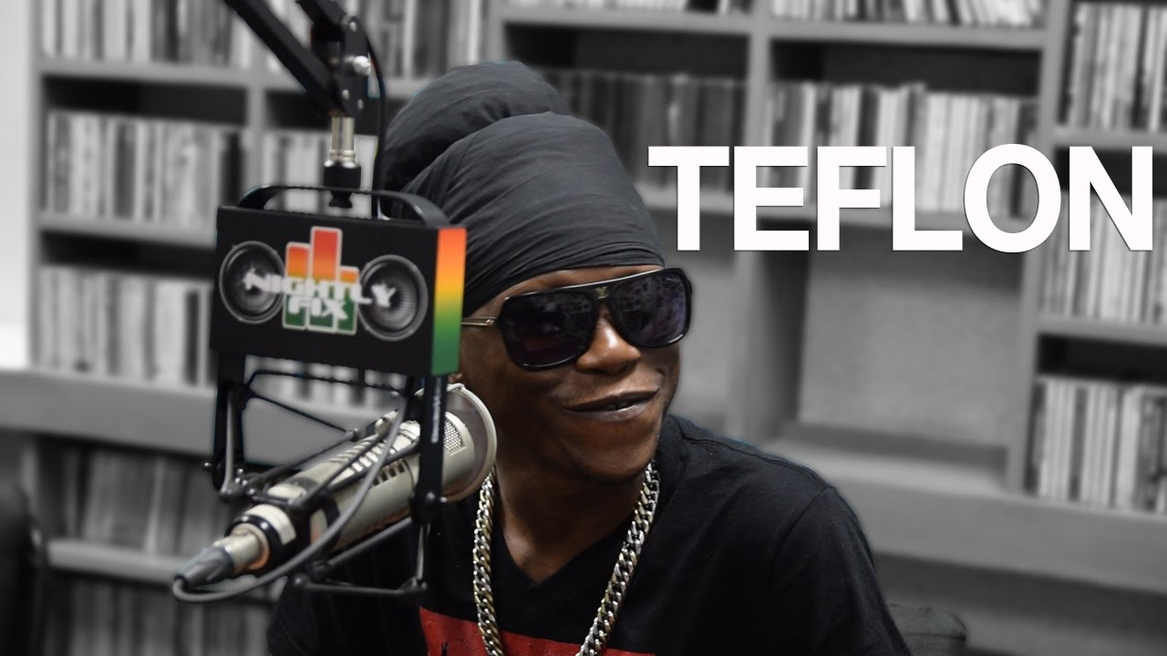 Teflon explains why he did Alkaline diss songs to defend