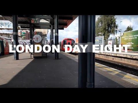 LONDON TRAVEL DIARY #8 | Wembley Stadium | King's Cross St. Pancras