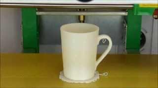 Démo de l'imprimante 3D FreeSculpt EX1