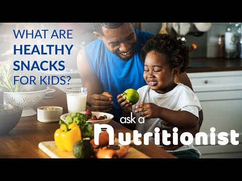 What Are Healthy Snacks For Kids?