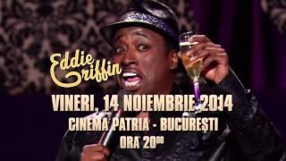 Eddie Griffin Live | Living Legend Tour @ Bucharest | promo