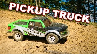 Slick 4WD Trophy Truck - GPToys 926 McGruff - TheRcSaylors