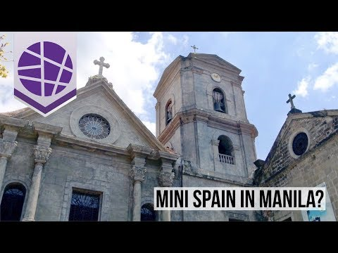Spain in the Philippines? San Agustin Church & Museum | EL's Planet