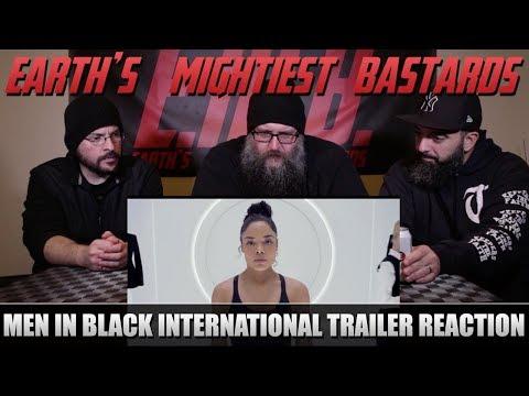 Trailer Reaction: MEN IN BLACK: INTERNATIONAL