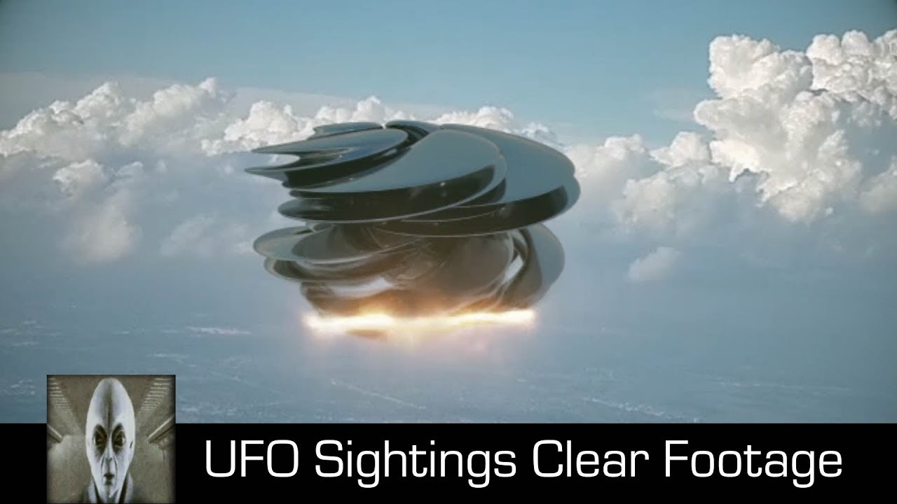 UFO Sightings Clear UFO Footage October 23rd 2017