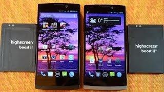 Обзор Highscreen Boost 2 SE и сравнение с Boost 2