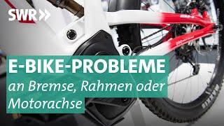 E-Bike: Wenn die Gefahr mitfährt