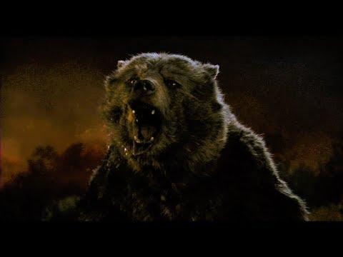 Baloo,i lupi e Bagheera affrontano Shere Khan-Il Libro della Giungla(2016).
