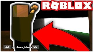 HE'S HACKING IN ROBLOX ASSASSIN!!
