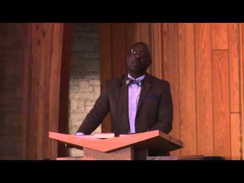 Race, Faith and Community - Willie James Jennings - October 13, 2015