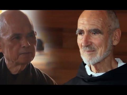 Teachings on Mindfulness & Gratefulness ♡ Zen Master Thich Nhat Hanh &  Brother David Steindl-Rast ♡