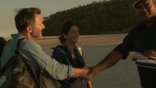 Cristiana Reali rencontre Gary - Rendez-vous en terre inconnue