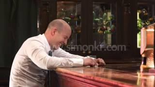 VIDEO SHOOT: Businessman In A Bar