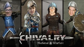 MLG et Rage intense | Best-of | Chivalry Medieval Warfare