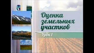 видео 1. Кадастровая оценка земельных участков