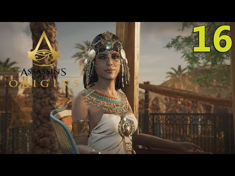 Assassin's Creed Origins FR Au Palais De Cléopâtre #16 PC