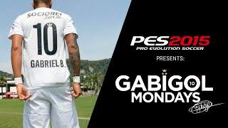 Gabigol Mondays - Trailer PES 2015
