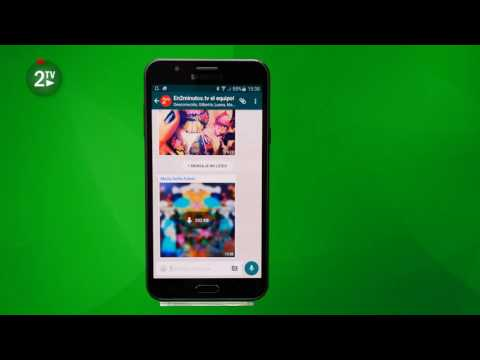 WhatsApp, descarga de fotos y videos automática