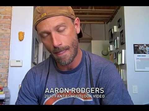 Aaron Rodgers 2010 Fantasy Outlook Video