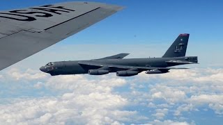 Air Force B-52 Bomber serving at U.S. Central Command with 60 Years of Service