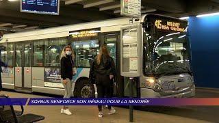 Yvelines | SQYBUS renforce son réseau pour la rentrée