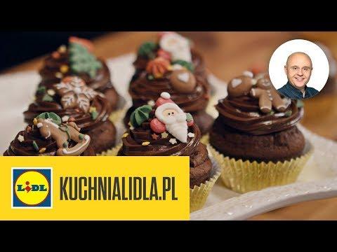 Muffiny O Smaku Korzennym Pawel Malecki Kuchnia Lidla Youtube