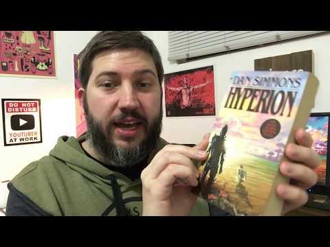 Hyperion, de Dan Simmons - Leituras do Solari # 107