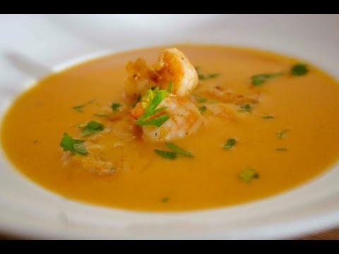 Pumpkin And Shrimp Soup - Cooked By Julie - Episode 67