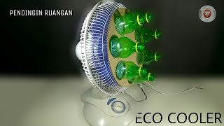 Cara Membuat Alat Pendingin Ruangan | ECO Cooler 🌫