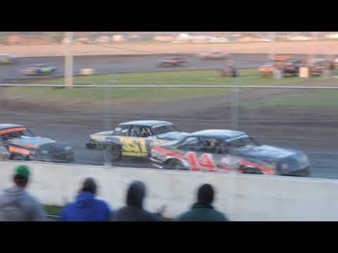 April 29, 2018 Benton County Speedway IMCA Hobby Stock Feature