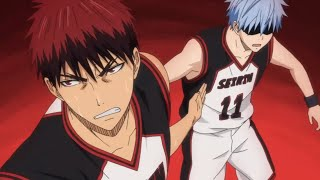 ►  Kuroko's Basketball 【Take Care of the Counterattack】 黒子のバスケ  #2