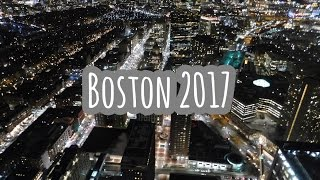 Boston School Trip 2017