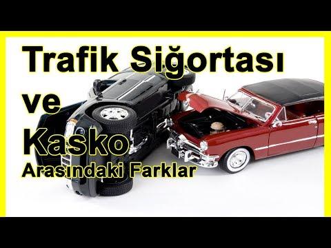 Kasko ve Zorunlu Trafik Sigortası Arasındaki Fark - İsmail ŞENTÜRK