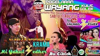 LIVE ⚡ Wayang Kulit & Golek DALANG JEDHER Ki Yakut AGN - Wisanggeni Krama