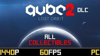 Q.U.B.E. 2 - Lost Orbit (All Collectibles)