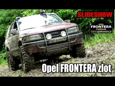 klub opel frontera off road camp 4x4 youtube. Black Bedroom Furniture Sets. Home Design Ideas