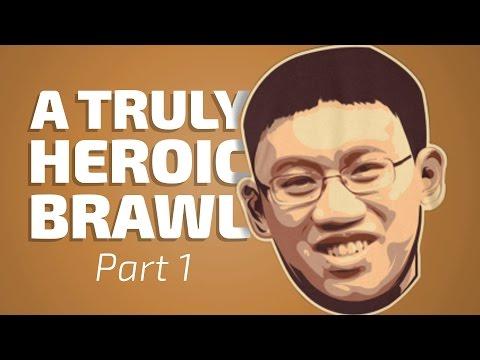 Hearthstone: A Truly Heroic Brawl - Part 1 (Tavern Brawl)
