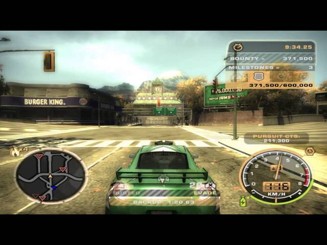 PC Longplay [353] Need For Speed Most Wanted 2005 (part 5 of 6)