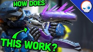 Halo Theory: How does the Needler Work? | Gnoggin