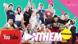youtube anthem akustik feat edho zell ldp han yoo ra kevin anggara