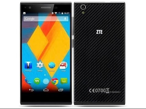 The ZTE Blade Vec 4G – Review (HD)